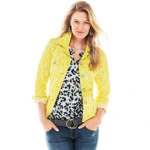 Cabi #5160 Yellow Daisies Field XS